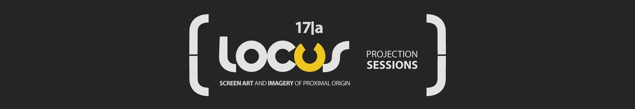 Locus 16|a, Projection sessions. 5-6-7 Feb 2016 at Vitruvian Thing